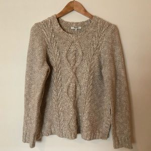 Madewell Firelight Marled Sweater